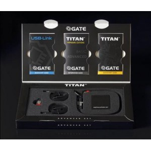 GATE TITAN V2 Advanced Set...