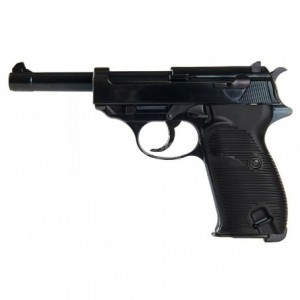 PISTOLA GAS P38 WALTHER WE