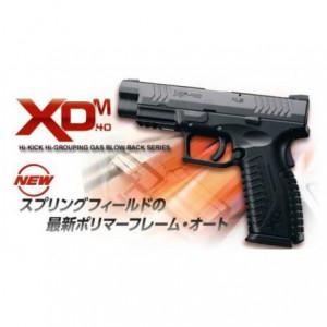 PISTOLA GAS XDM .40 TOKYO...