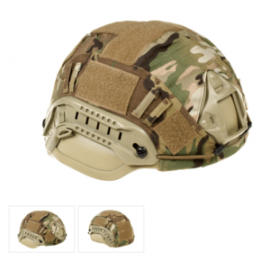 FAST Helmet Cover MULTICAM...