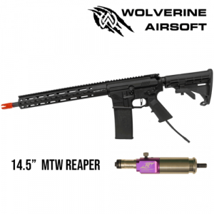 WOLVERINE MTW WITH REAPER...