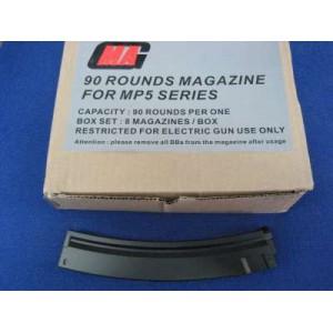 CARGADOR MP5 LOW CAP 30BBS...