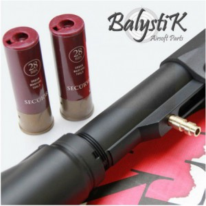 Balystik HPA male connector...