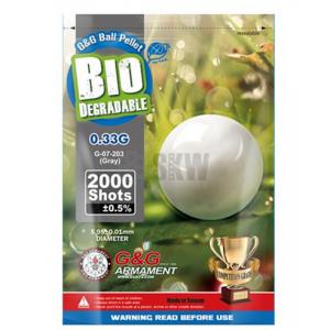 BOLAS BIO G&G BIO 0.33 2000