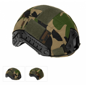 FAST Helmet Cover Woodland...